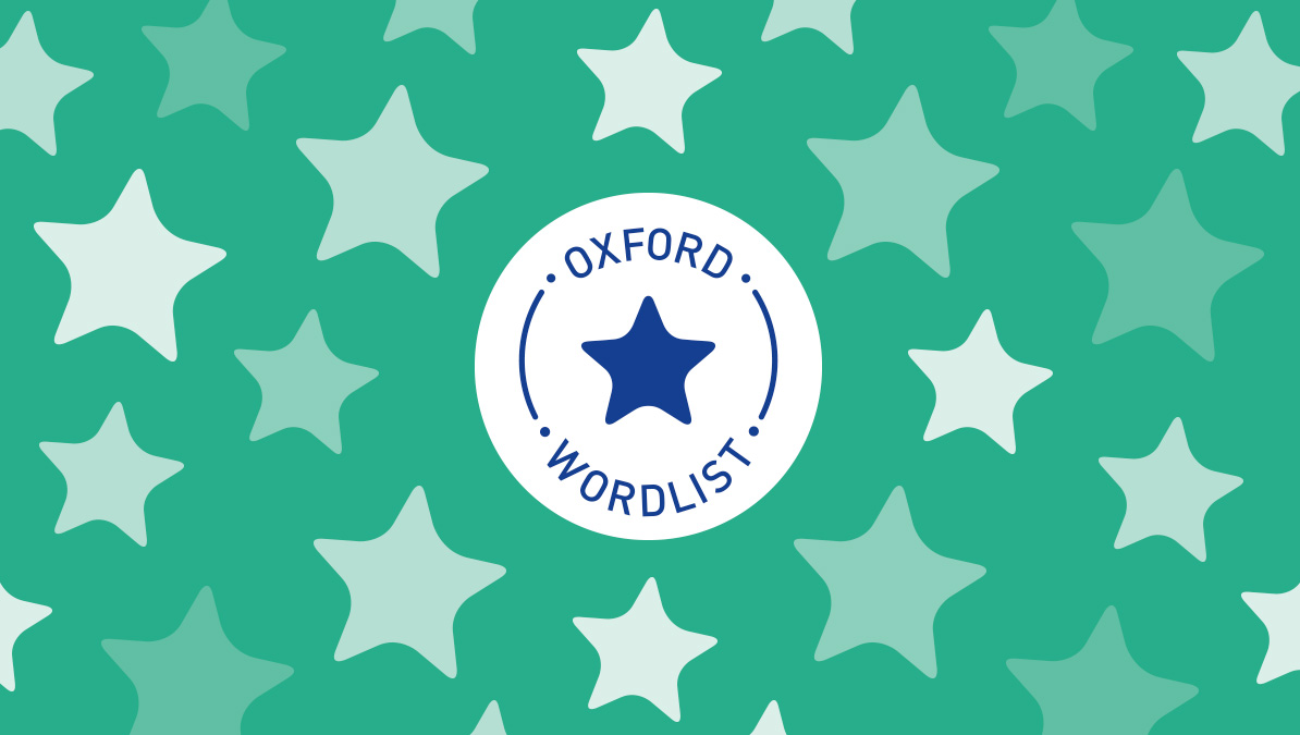 Oxford Wordlist